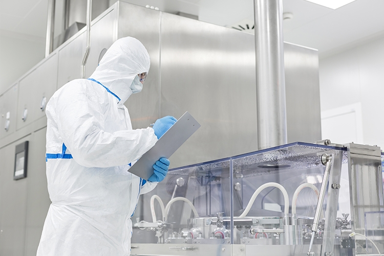 cleanrooms protect products from contamination