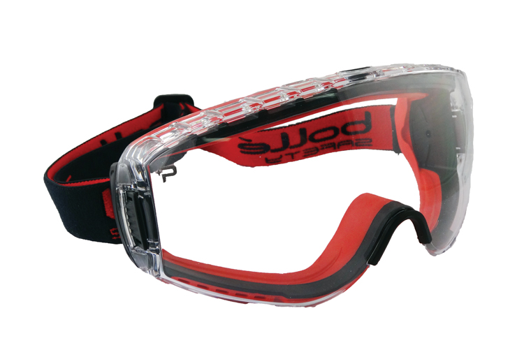 pilot2fire: bolle safety fire goggles