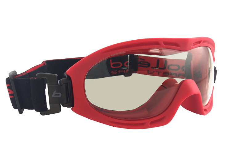 backdraft: bolle safety fire goggles