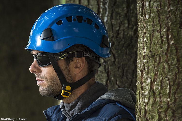polarised safety glasses protect eyes from trauma as well as sunlight and glare